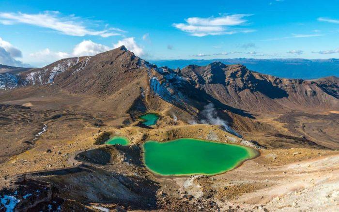 Tongariro Alpine Crossing (NZ)