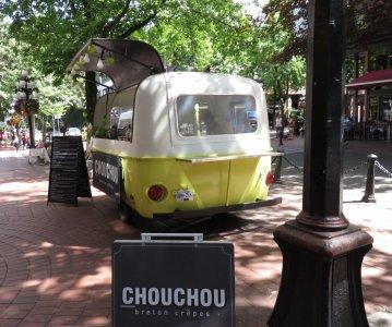 CHOUCHOU - crêpes bretonnes