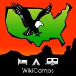 WikiCamps Etats Unis