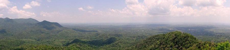Vue au sommet du mirador Loma del Mogote - Soroa (Cuba)