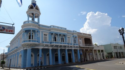 Le Palacio Ferrer - Cienfuegos (Cuba)
