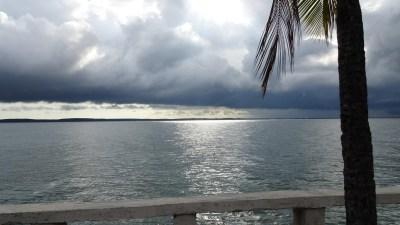 Coucher de soleil sur la baie de Jagua - Cienfuegos (Cuba)