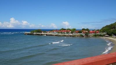 Le bord de mer entre Cienfuegos et Trinidad - Cuba