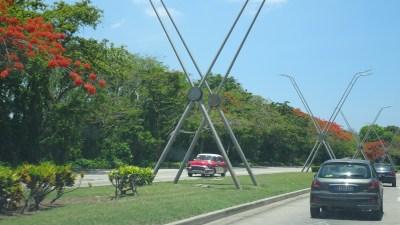 Arrivée à La Havane - Cuba