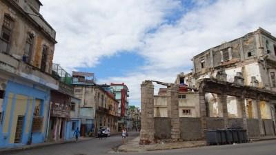 Un quartier de La Havane - Cuba