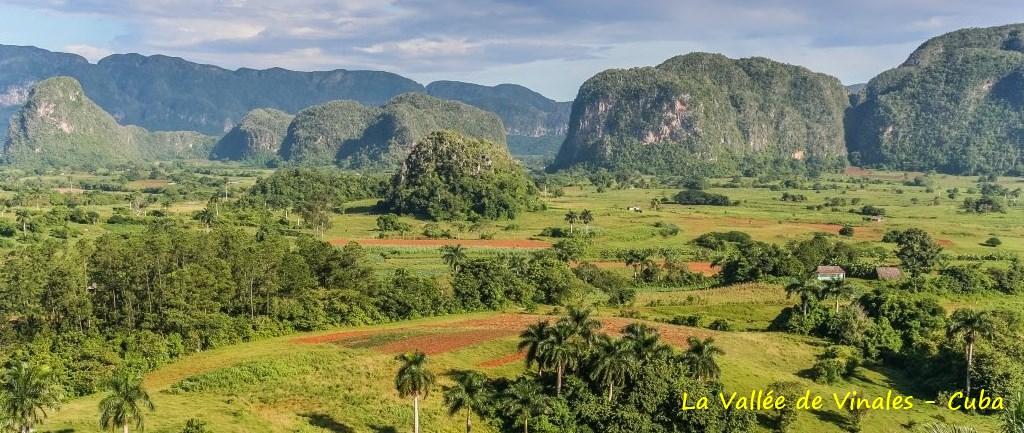 La Vallée de Vinales - Cuba