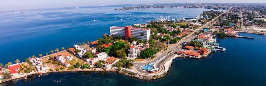 Le Malecon - Cienfuegos (Cuba)