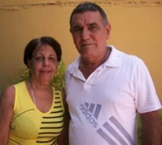 Nos hôtes à la Casa Norma y Humberto - Trinidad (Cuba)