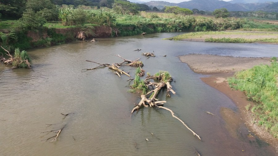 Le Rio Grande de Tarcoles - Costa Rica