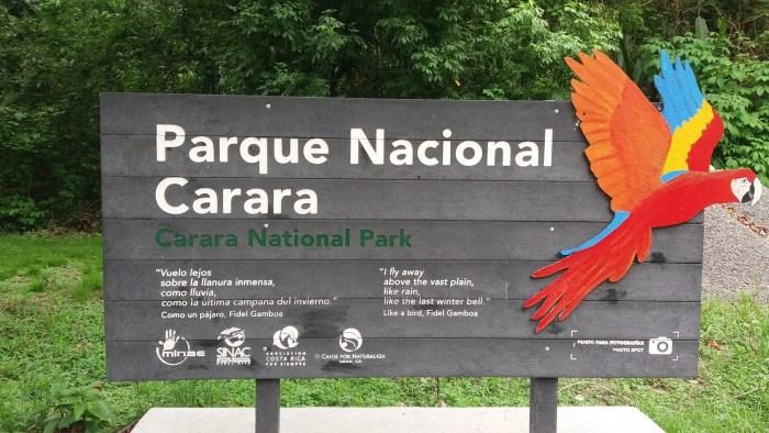 Le parc National Carara - Costa Rica