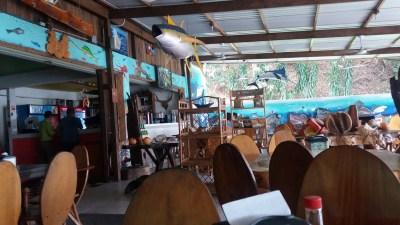 Restaurant Marisqueria Vista Mar - Tarcoles (Costa Rica)