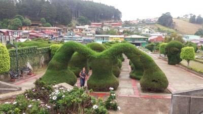Topiary Gardens - Zarcero (Costa Rica)
