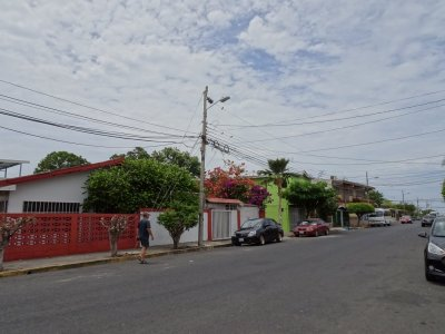 Les rues de Puntarenas - Costa Rica