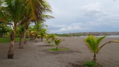 La plage - El Roble (Costa Rica)