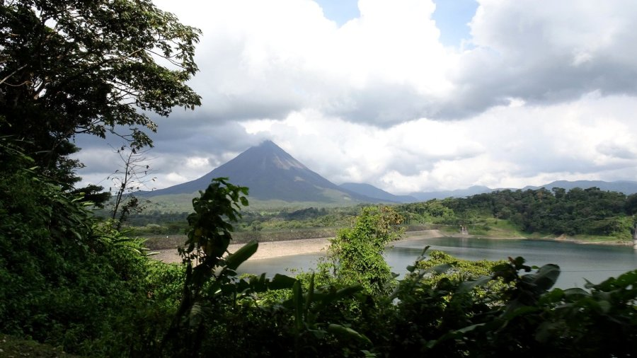 Le volcan Arenal - Costa Rica