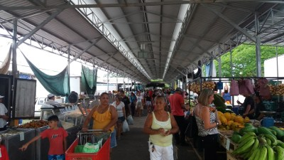 Le marché de Barranca - Costa Rica