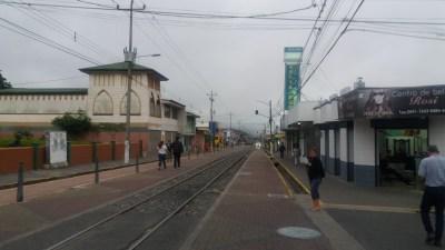Dans les rues de Cartago - Costa Rica