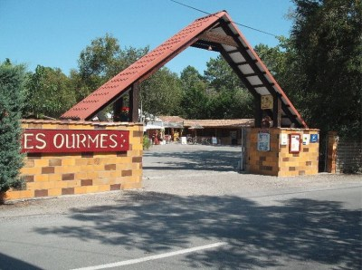Camping Les Ourmes - Hourtin-Port