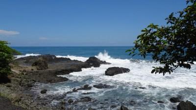 La mer près de Jaco - Costa Rica