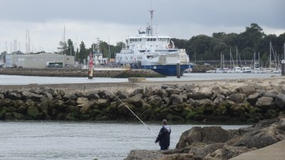 Le port du Verdon-sur-Mer