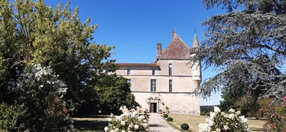 Château du Hamel - Castets-en-Dorthe