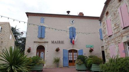 La mairie de Sérignac-sur-Garonne