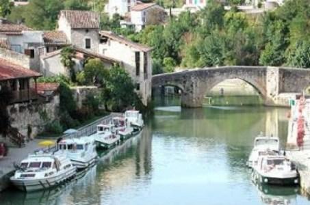 Fourques-sur-Garonne - le port