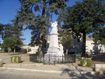 Le monument aux morts - Damazan