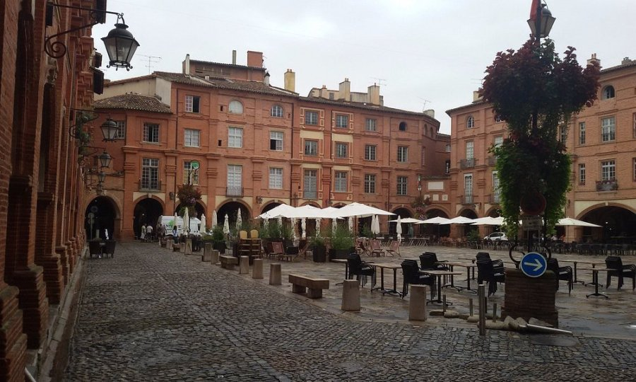 Place Nationale - Montauban
