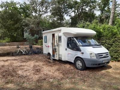 Au camping des Pins - Soulac-sur-Mer