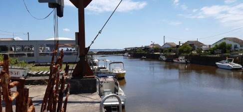 Le port d'Arès - Bassin d'Arcachon