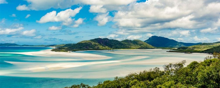 Les Whitsundays - Airlie Beach - Queensland (Australie)