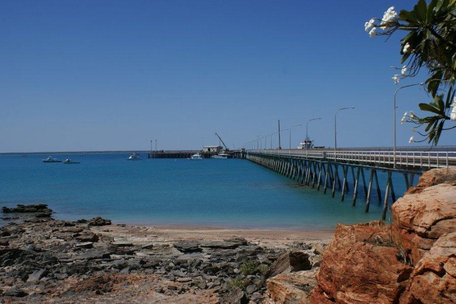 La jetée de Broome - Ouest Australie