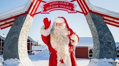 Santa Claus le village du père Noël - Rovaniemi (Finlande)