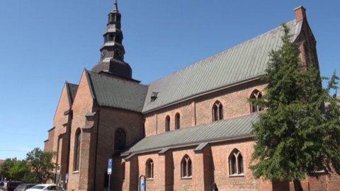 L'église sainte Marie - Ystad (Suède)