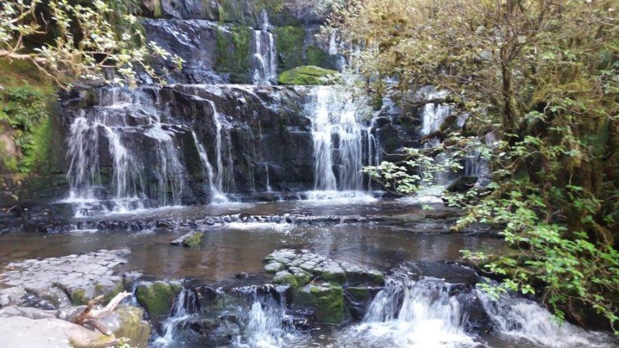 Purakaunui Falls - Catlins (NZ)