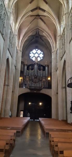 La cathédrale Ste Marie (France pays basque - Bayonne)