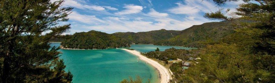 Abel Tasman NP - NZ