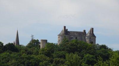 le château de Buzet-sur-Baïse