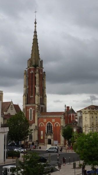 L'église Ste Foy - Agen
