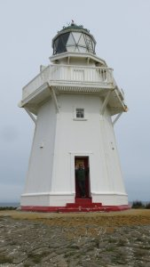 Le phare de Waipapa Point - Catlins (NZ)
