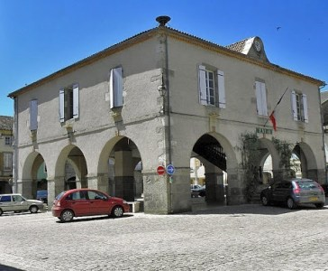 La Mairie (Bastide) de Damazan