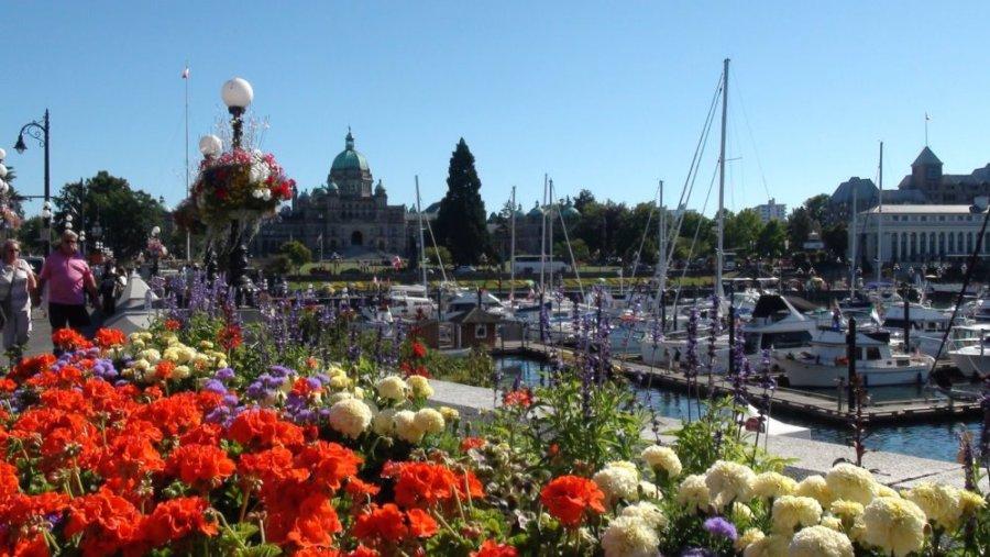 Victoria - île de Vancouver (Canada)