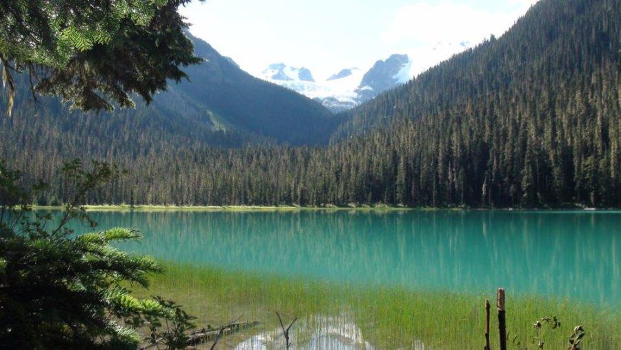Le lac Joffre - Colombie Britannique (Canada)
