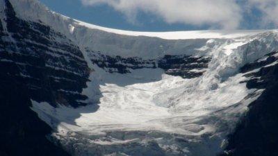 Champ de glace Columbia - La route des Glaciers - Rocheuses canadiennes