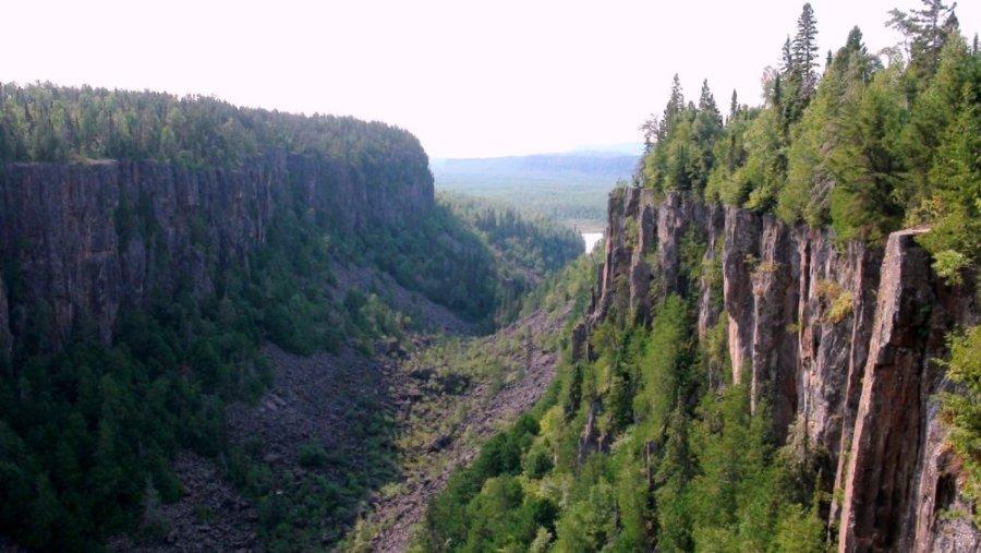 Ouimet Canyon Provincial Park - Ontario (Canada)