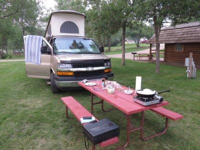 Camping Bismarck Koa