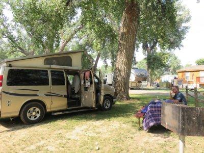 Camping Miles City Koa