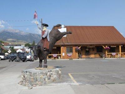 Gardiner - Montana (USA)