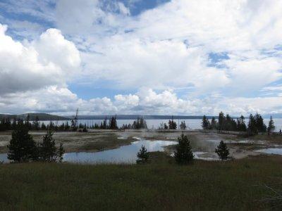 Thumb Paint Pots - Le Parc National de Yellowstone - Wyoming (USA)
